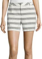 Liz Claiborne Jacquard Shorts