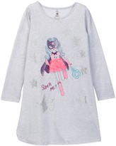 Petit Lem Super Me! Knit Nightgown (Toddler & Little Girls)
