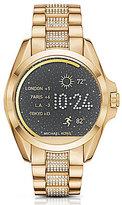 Michael Kors Access Bradshaw Pav Bracelet Smart Watch