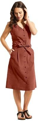 FIG Clothing Ivo Dress (Acacia) Women's Clothing