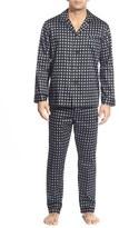 Majestic International Men's 'Black Smith' Cotton Pajamas