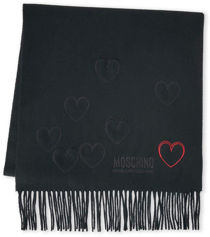ac146b4e6f Moschino Women's Scarves - ShopStyle