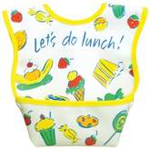 Dex Baby Waterproof Dura Bib - Small (Let's Do Lunch)