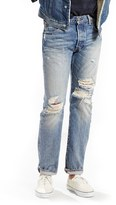 Levi's 501 TM Original Straight Leg Jeans (Rain Forest)