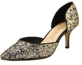 Sole Society Reymina Women Pointed Toe Synthetic Multi Color Heels.
