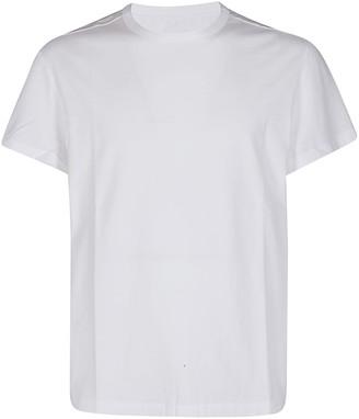 Maison Margiela Logo Embroidered T-Shirt