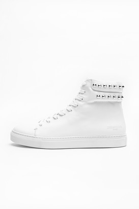 Zadig & Voltaire Men's Frank Spike Sneakers