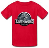 JRZJ Kid's Vintage Jurassic World 3D T-shirts Size M