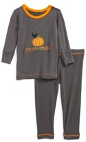 Kickee Pants Infant Boy's Trick Or Treat Fitted Two-Piece Pajamas