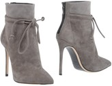 Grey Mer Ankle boots - Item 11245185
