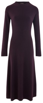 Loro Piana Canary long sleeved dress