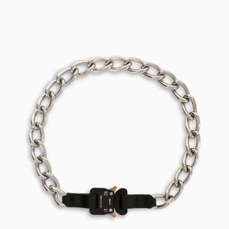 Alyx Black buckle necklace