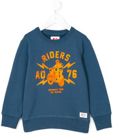 American Outfitters Kids graphic print sweatshirt