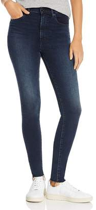 Levi's Mile High Super Skinny Jeans in Rogue Wave