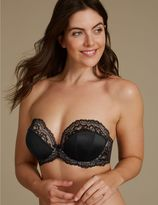 Marks and Spencer Padded Underwired Multiway Strapless Bra A-E