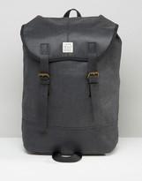 Jack Wills Hiking Backpack In Black