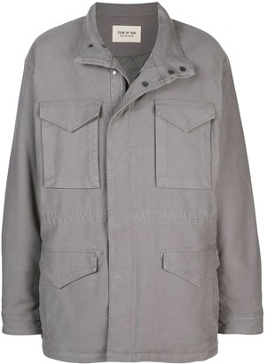 Fear Of God oversized multi-pocket jacket