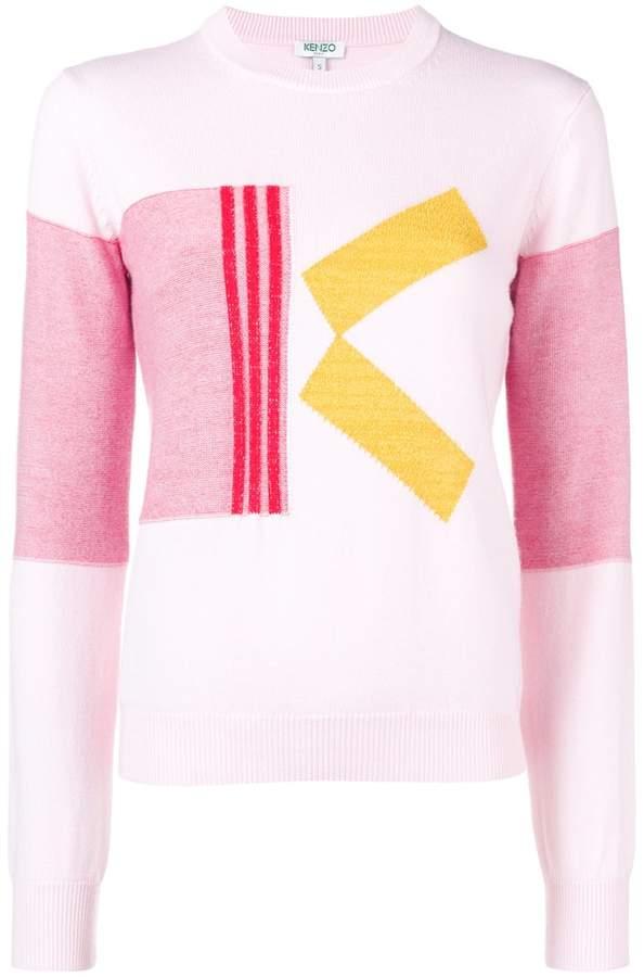 Kenzo K knit jumper