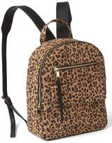 Gap Leopard dome backpack