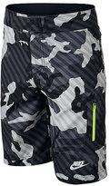 Nike 8-20 Camo Boardshorts