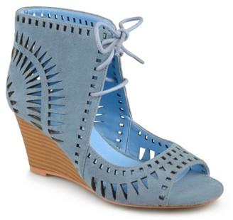 Journee Collection Zola Wedge Sandal