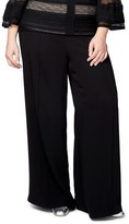 Rachel Roy Plus Size Women's Denise Wide Leg Pants