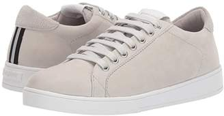 Blackstone Low Sneaker Suede - RL85 (Cambray Blue) Women's Shoes