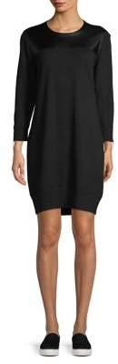 MICHAEL Michael Kors Plaid Short-Sleeve Sheath Dress