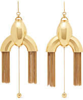 Ellery Anthology Gold-plated Earrings - one size
