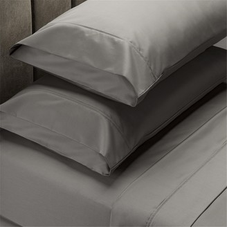 Royal Comfort Soft Touch 1000TC Cotton Blend Sheet Set King Sized/Charcoal