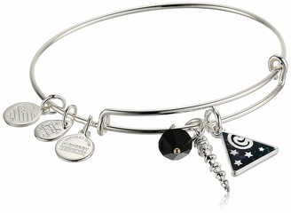 Alex and Ani Harry Potter Deathly Hallows Trio Charm EWB SS