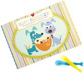 Twos Company Two's Company Happi by Dena Paper Placemat Pad, 48-pc