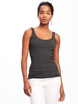 Old Navy First-Layer Fitted Rib-Knit Tank for Women
