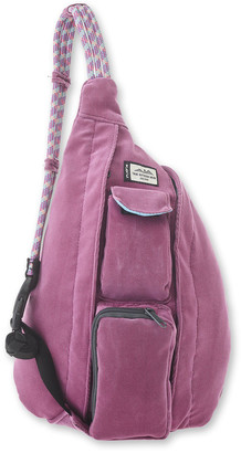 Kavu Women's Backpacks Orchid - Orchid Haze Rope Cord Mini Sling Backpack