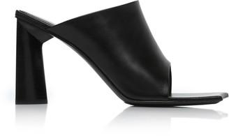 Balenciaga Moon Leather Sandals