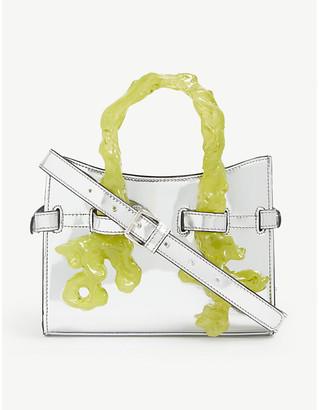 Ottolinger Jackie vegan-leather top-handle bag