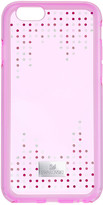 Swarovski Crystal Rain Smartphone Case with Bumper, iPhone® 7, Pink