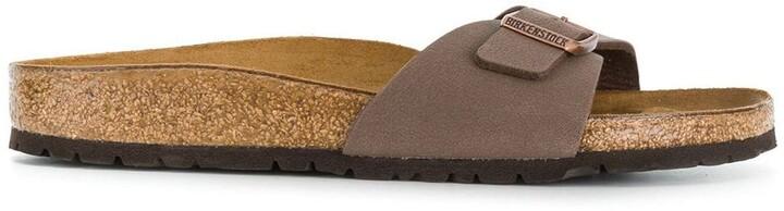 Birkenstock Buckled Flat Sandals