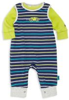 Offspring Baby's Two-Piece Footie & Sweater Set