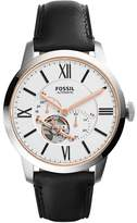 Fossil Men's Townsman-ME3104 Black Watch
