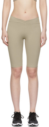Live The Process Taupe V Shorts