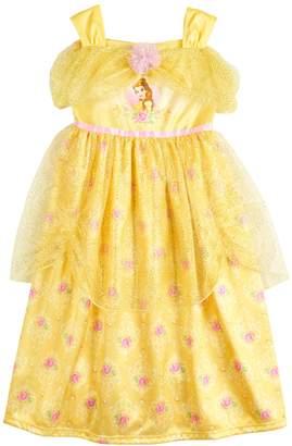 Disney Disney's Beauty & The Beast Belle Toddler Girl Fantasy Nightgown