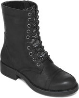 Mia Girl Basia Lace-Up Combat Boots