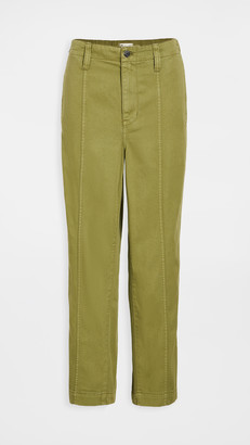 Madewell Pull On Tapered Pants