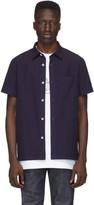 A.P.C. Navy Cippi Shirt