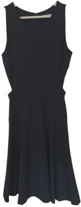 Cacharel Black Polyester Dresses
