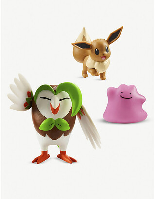 Pokemon Battle Figures set