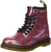Dr. Martens Junior Sparkle Pink Delaney Boots-UK 13 Kids
