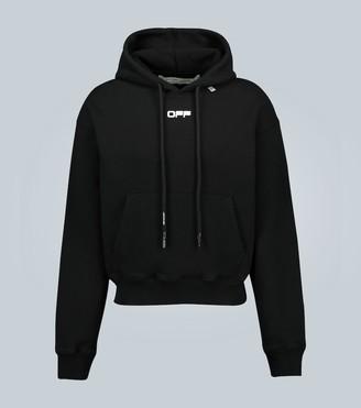 Off-White Wavy Line hooded sweatshirt