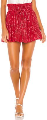Majorelle Charlie Mini Skirt